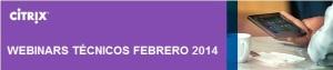 webinars febrero CITRIX