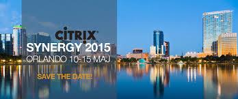 Citrix Synergy 2015 blog virtualizando con citrix
