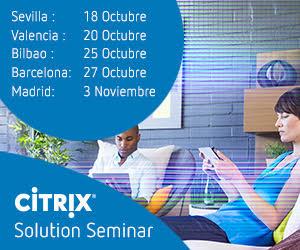 Citrix Solution Seminar 2016 blog virtualizando con Citrix