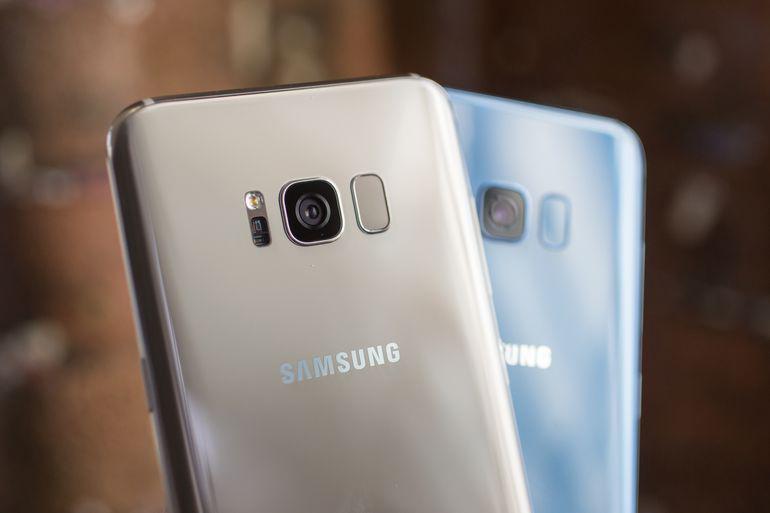 Samsung Galaxy S8 Blog virtualizando con Citrix
