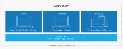 Citrix Workspace, Citrix Secure Digital Perimeter