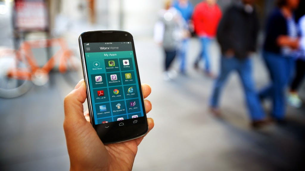 MobileStream nuevas soluciones Citrix Networking