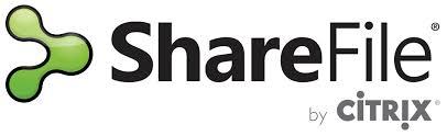 logotipo ShareFile Citrix blog virtualizando con Citrix